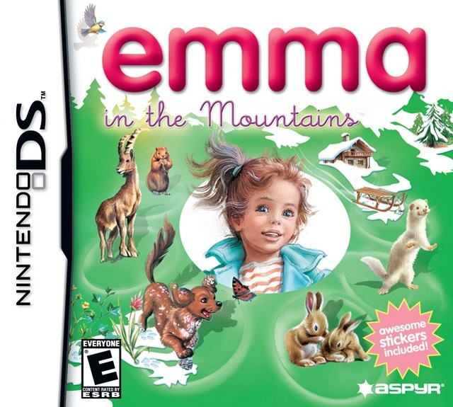 Emma in the Mountains - Nintendo DS