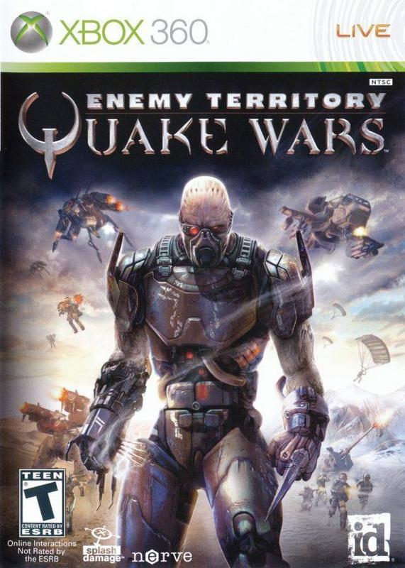 Enemy Territory Quake Wars - Xbox 360