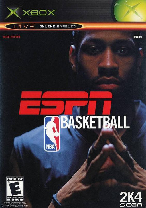 ESPN NBA Basketball - Xbox