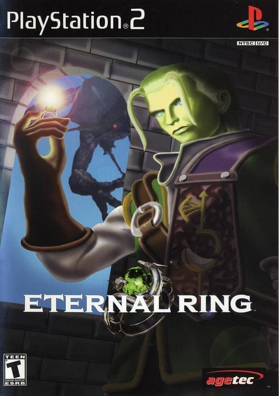 Eternal Ring - PlayStation 2