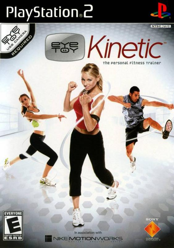 EyeToy Kinetic - PlayStation 2