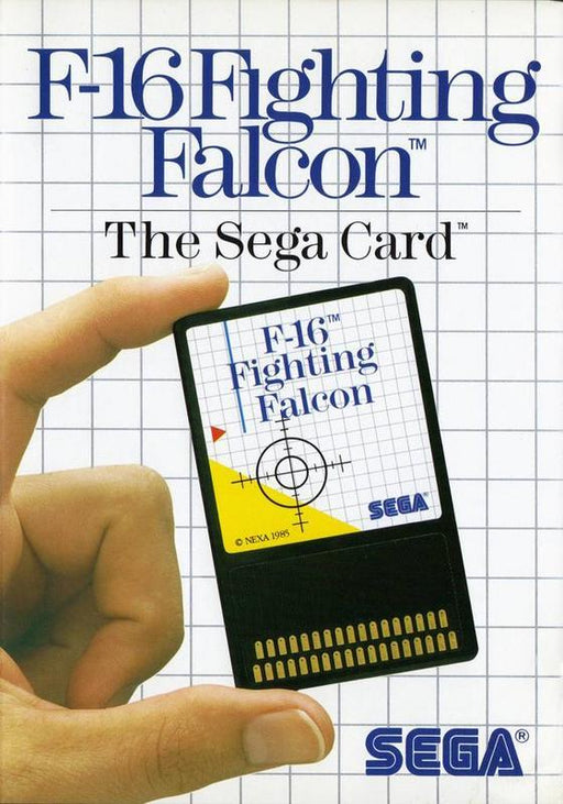 F-16 Fighting Falcon - Sega Master System