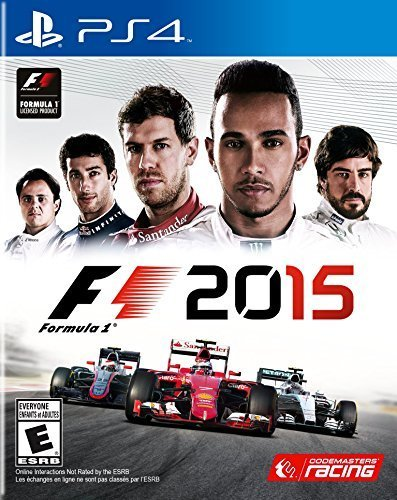 F1 2015 - PlayStation 4