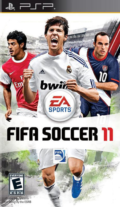 FIFA Soccer 11 - PlayStation Portable