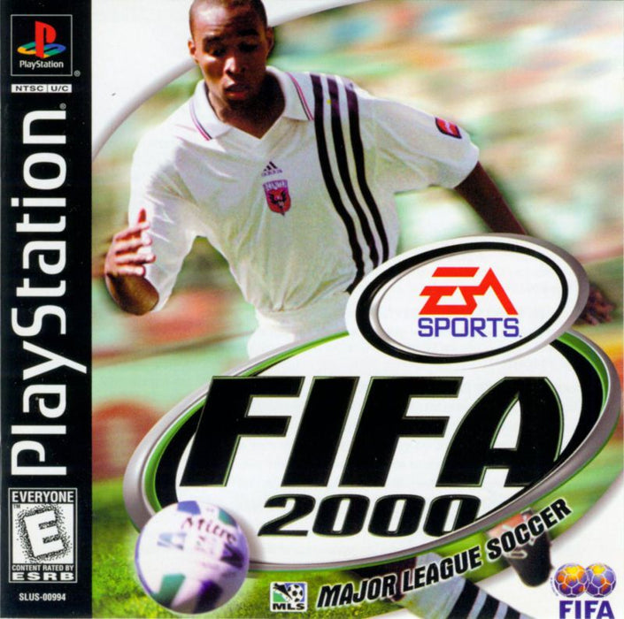 FIFA 2000 - PlayStation 1