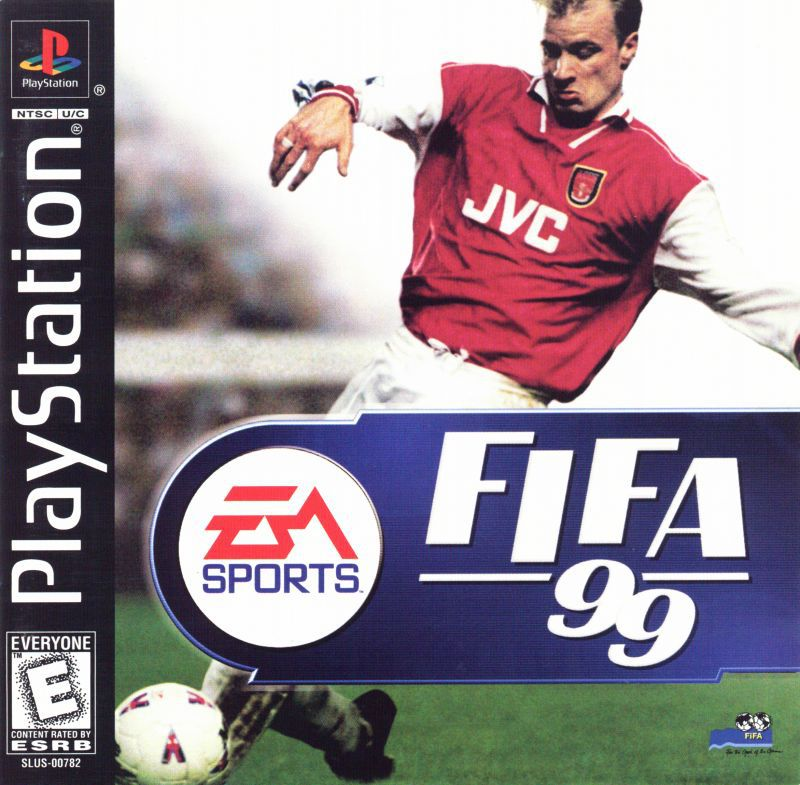 FIFA 99 - PlayStation 1