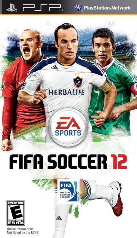 FIFA Soccer 12 - PlayStation Portable