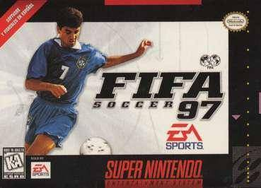 FIFA Soccer 97 - Super Nintendo Entertainment System