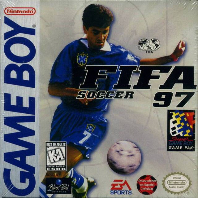 FIFA Soccer 97 - Game Boy