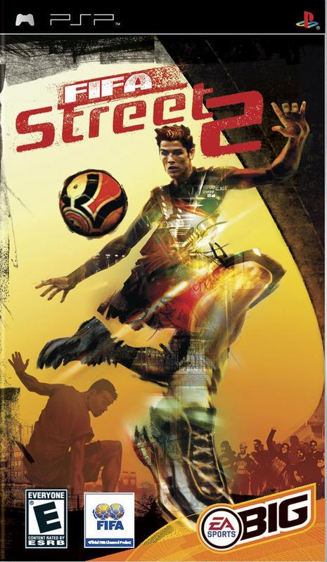 FIFA Street 2 - PlayStation Portable
