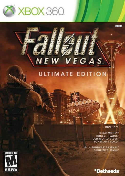 Fallout New Vegas - Ultimate Edition - Xbox 360