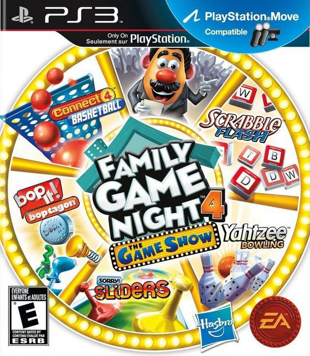 Family Game Night 4 The Game Show - PlayStation 3