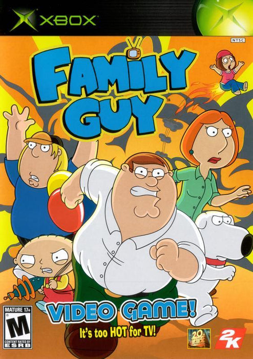 Family Guy Video Game! - Xbox