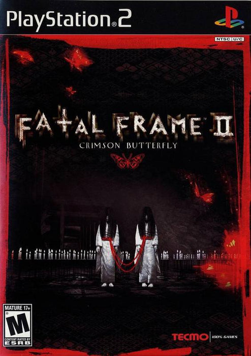 Fatal Frame II Crimson Butterfly - PlayStation 2