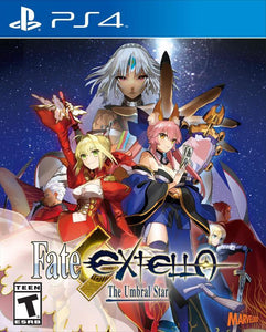 FateExtella The Umbral Star