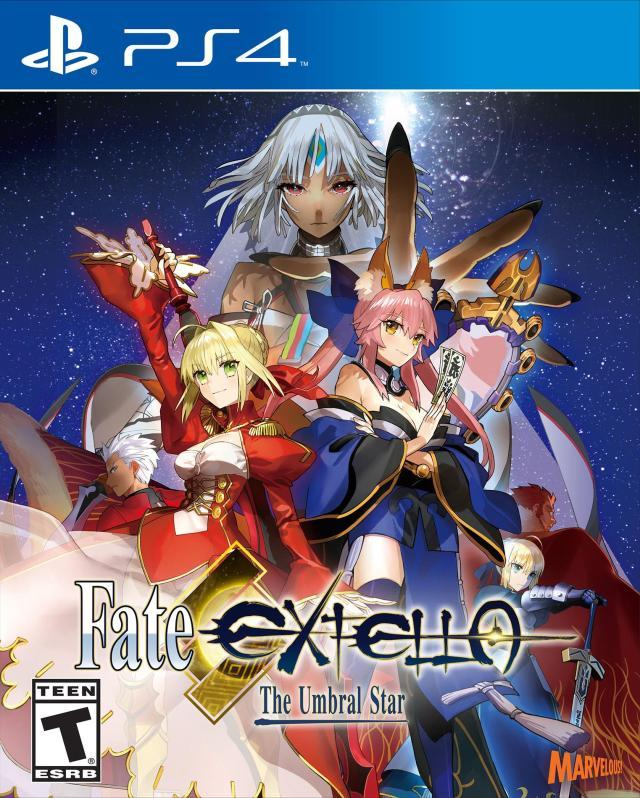 FateExtella The Umbral Star - PlayStation 4