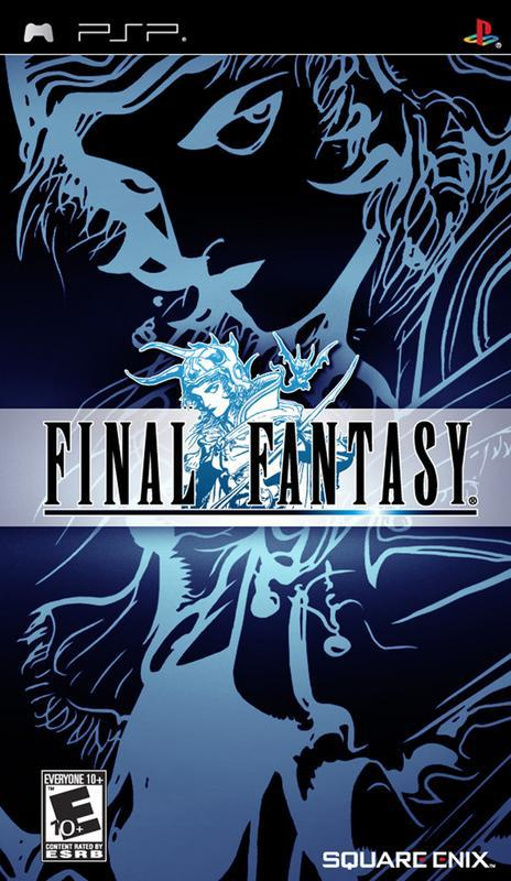 Final Fantasy - PlayStation Portable
