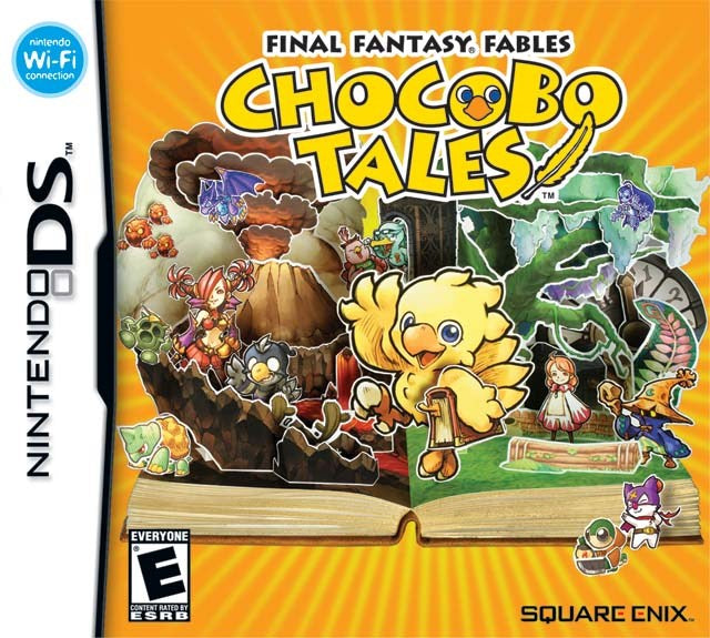 Final Fantasy Fables Chocobo Tales - Nintendo DS