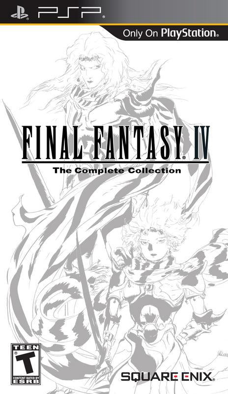 Final Fantasy IV The Complete Collection - PlayStation Portable