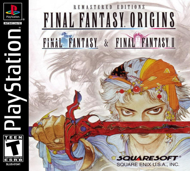 Final Fantasy Origins - PlayStation 1