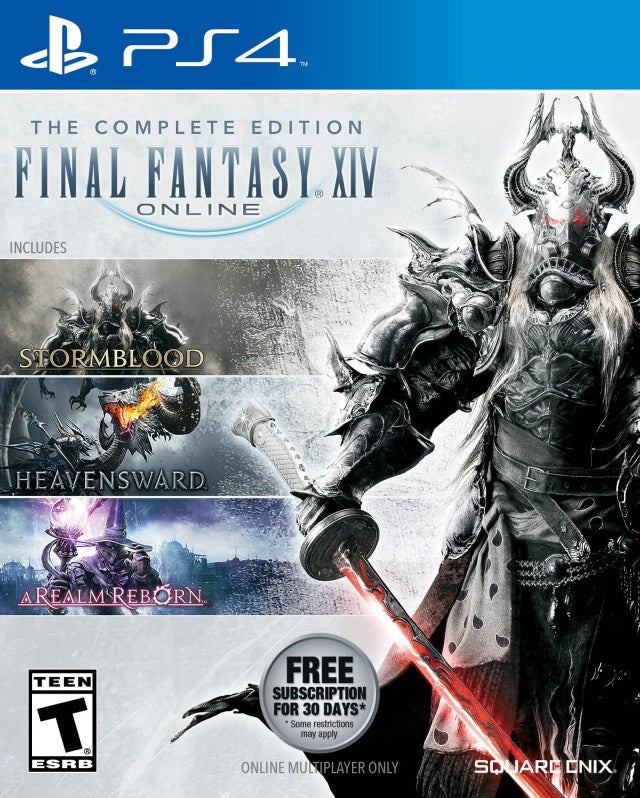 Final Fantasy XIV Online The Complete Edition - PlayStation 4