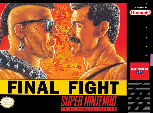 Final Fight - Super Nintendo Entertainment System