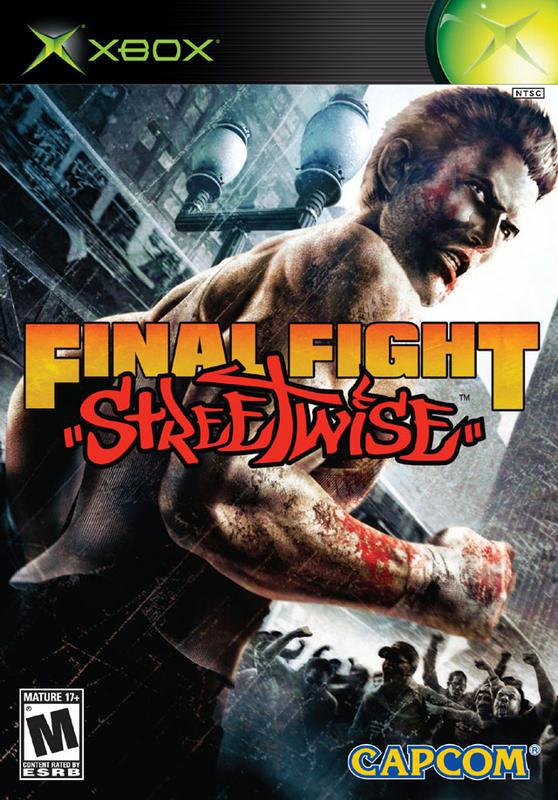 Final Fight Streetwise - Xbox