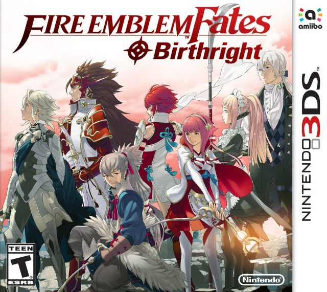 Fire Emblem Fates Birthright - Nintendo 3DS