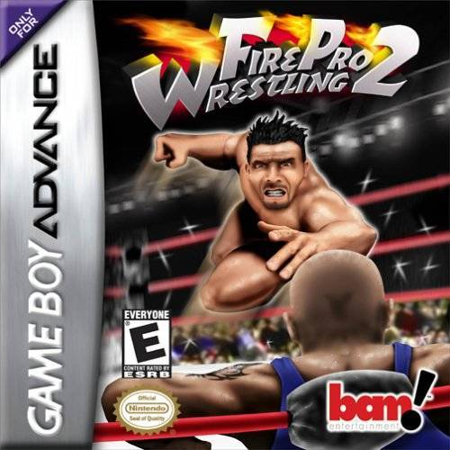 Fire Pro Wrestling 2 - Game Boy Advance