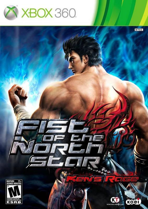 Fist of the North Star Kens Rage - Xbox 360