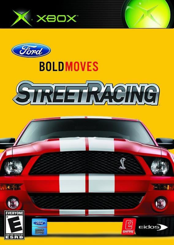 Ford Bold Moves Street Racing - Xbox