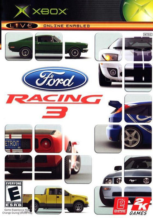 Ford Racing 3 - Xbox