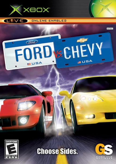 Ford vs. Chevy - Xbox