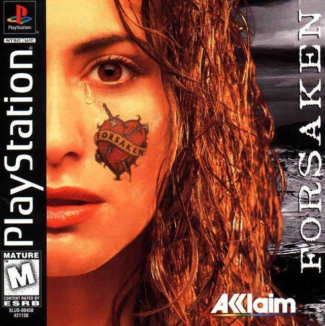 Forsaken - PlayStation 1