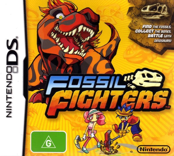 Fossil Fighters Champions