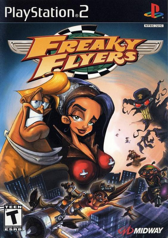 Freaky Flyers - PlayStation 2