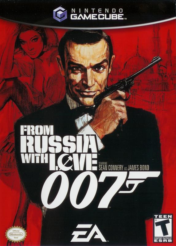 From Russia with Love - Gamecube