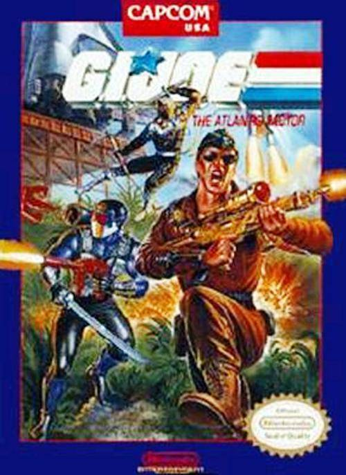G.I. Joe The Atlantis Factor