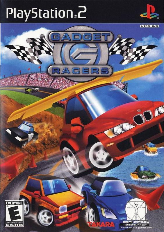 Gadget Racers - PlayStation 2