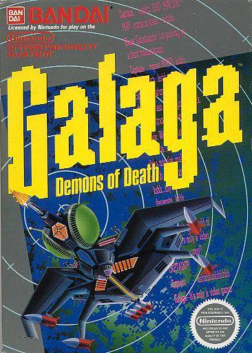 Galaga Demons of Death