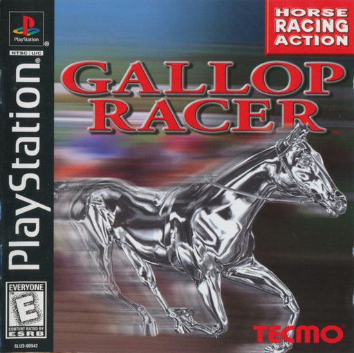 Gallop Racer - PlayStation 1