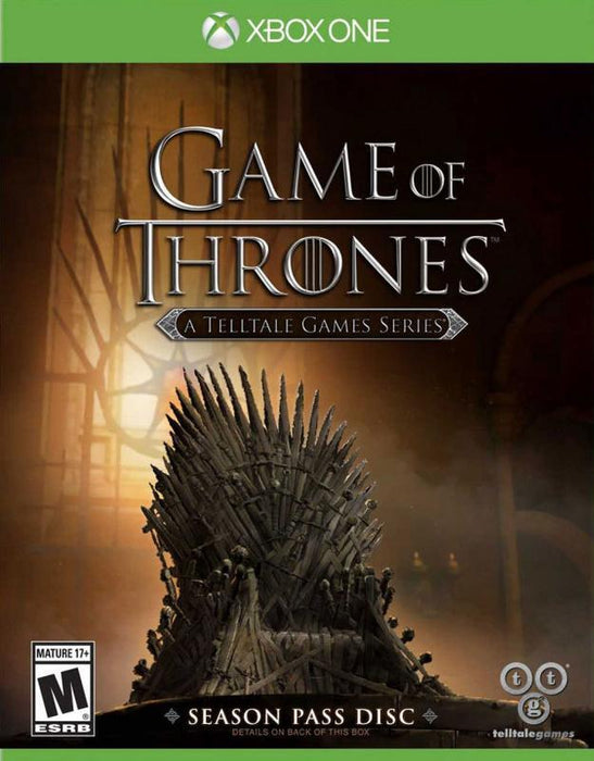 Game of Thrones A Telltale Games Series - Xbox One