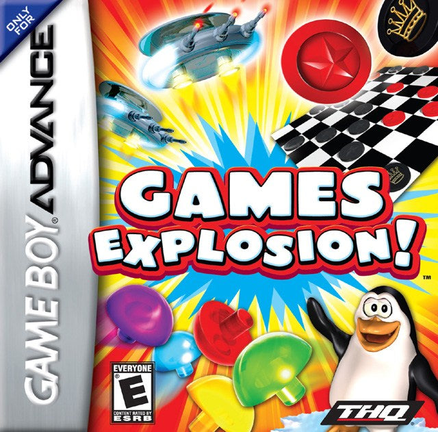 Games Explosion! - Game Boy Advance