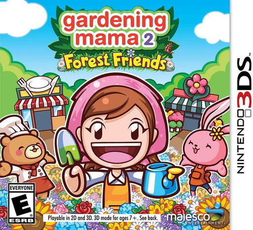 Gardening Mama 2 Forest Friends - Nintendo 3DS