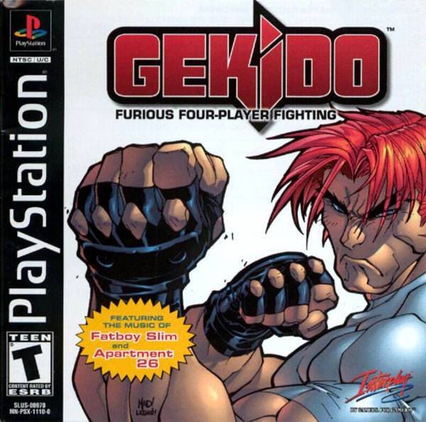 Gekido - PlayStation 1