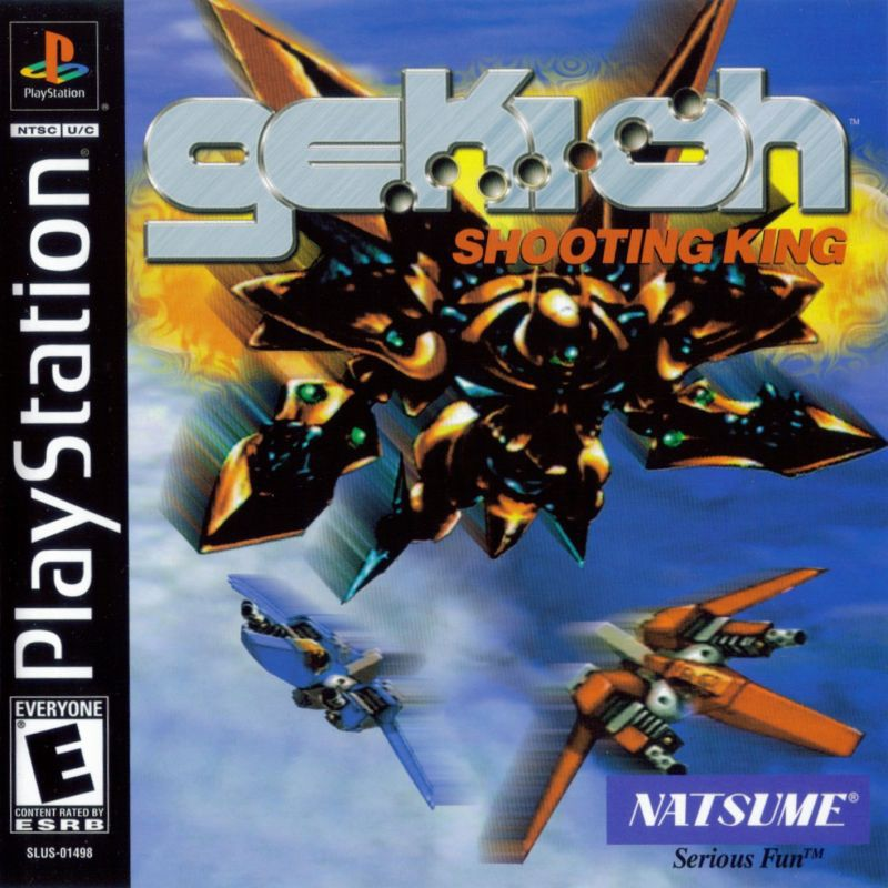 Gekioh Shooting King - PlayStation 1