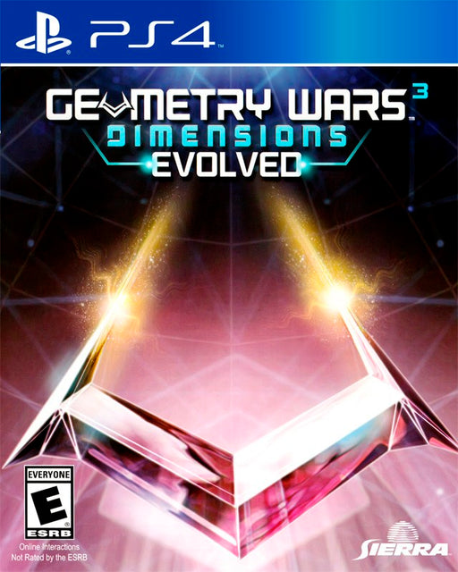 Geometry Wars 3 Dimensions Evolved - PlayStation 4