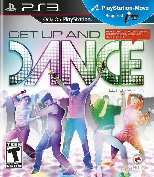 Get Up and Dance - PlayStation 3