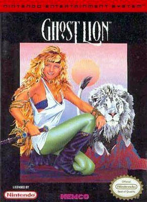 Ghost Lion - Nintendo Entertainment System