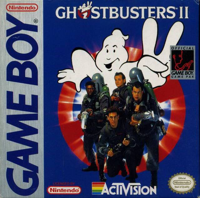 Ghostbusters II - Game Boy